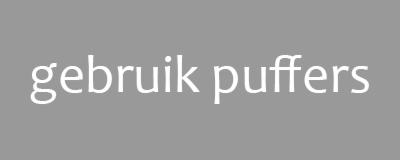 Gebruik puffers